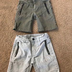 2pairs of cute boy shorts bundle